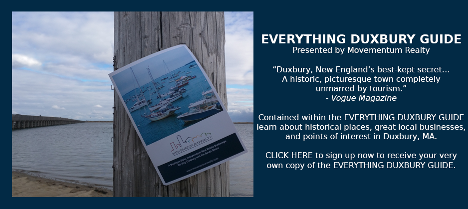 Everything Duxbury Signup Image
