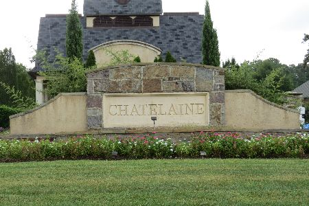 neighborhood sign for chatelaine luxury neighborhood