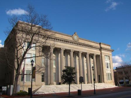 Wilson County Courthouse by Gerry Dincher on Flickr