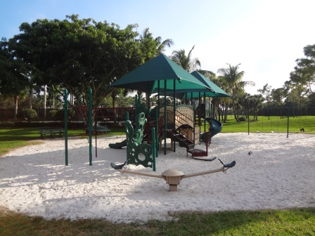 Heron Bay Commons Playground