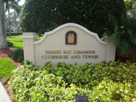 Heron Bay Commons Clubhouse