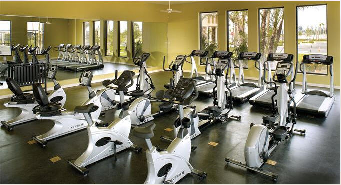Heron Bay Plaza Del Lago Fitness Center